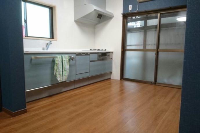 <p>素敵なキッチンです 大垣市の全面改装のお客様と同色です</p>