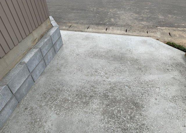 <p>駐車場も拡張して出入りがしやすくなりました</p>